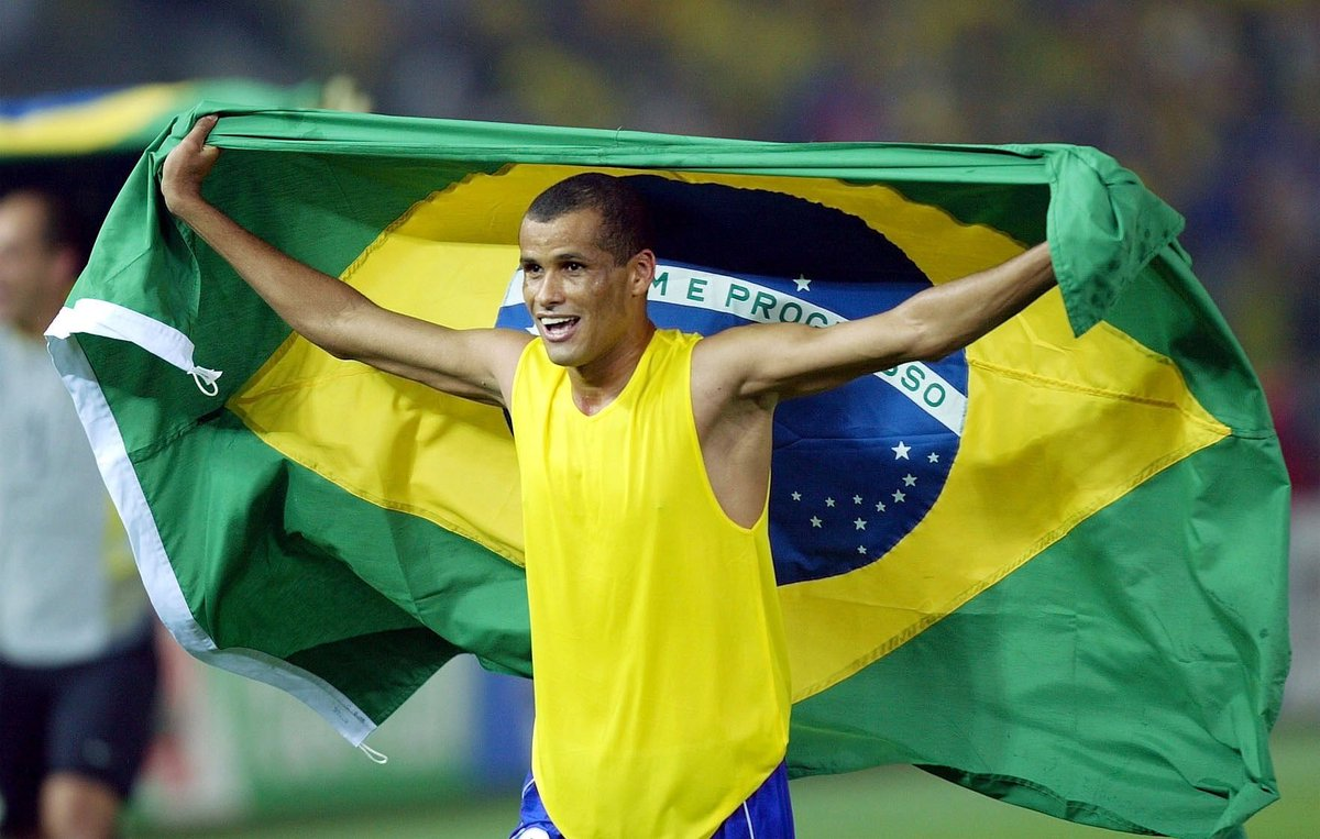 Rivaldo Kunci Sukses Brasil Jawara Piala Dunia 2002