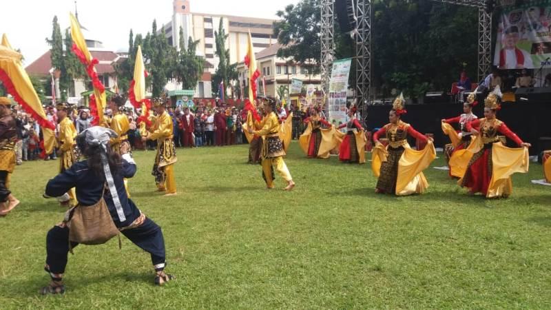 Ragam Kegiatan dan Festival Budaya Warnai HUT ke-20 Kota Depok : Okezone News