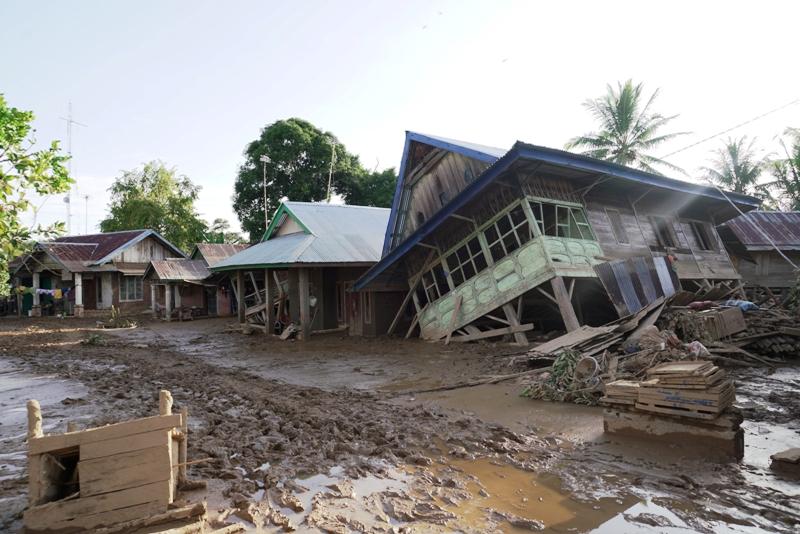 Disapu Banjir Bandang, Satu Desa di Bengkulu Nyaris ...