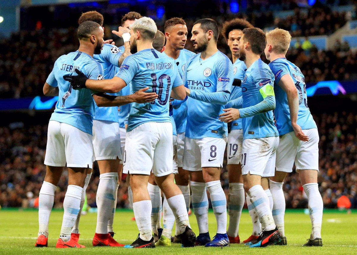 Berjaya Di Liga Champions 2018 2019 Wakil Inggris