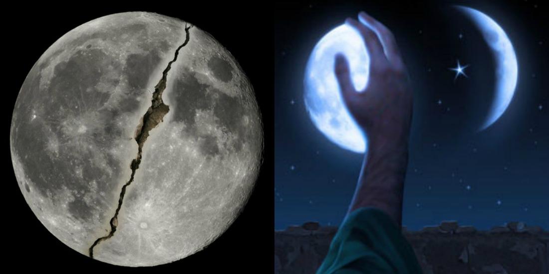 Kisah Mukjizat Nabi Muhammad Membelah Bulan Menjadi Dua : Okezone Muslim
