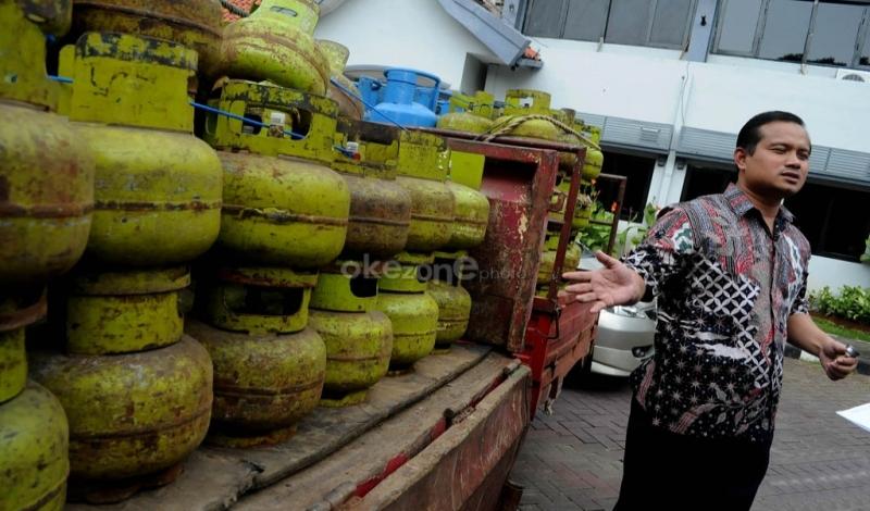 34 000 Pangkalan Gas Elpiji Disiapkan Antisipasi Lonjakan Harga Saat Lebaran Okezone Economy