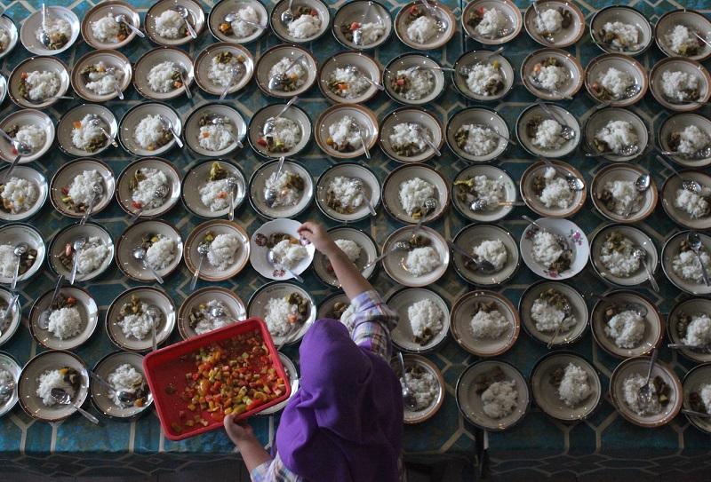 Kisah Ibu Ibu Di Yogyakarta Yang Bikin 3 000 Porsi Menu Buka Puasa