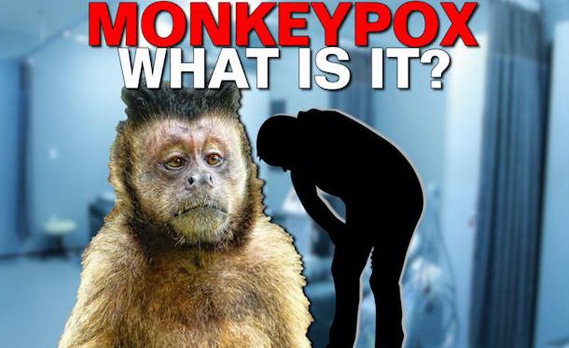penderita cacar monyet juga akan mengalami ruam pada kulit muncul pada wajah,