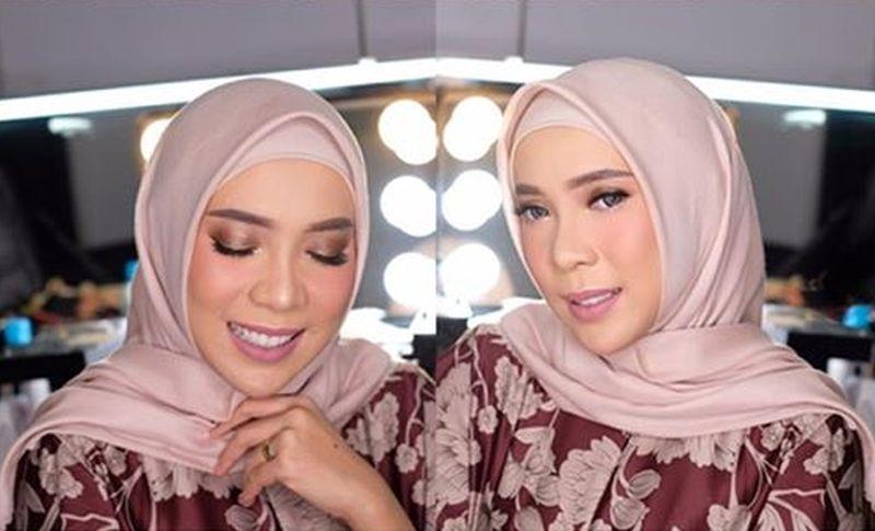 https: img.okezone.com content 2019 06 11 612 2065477 manisnya-fitri-tropica-dengan-busana-muslim-tanpa-ribet-modjAf571C.jpg
