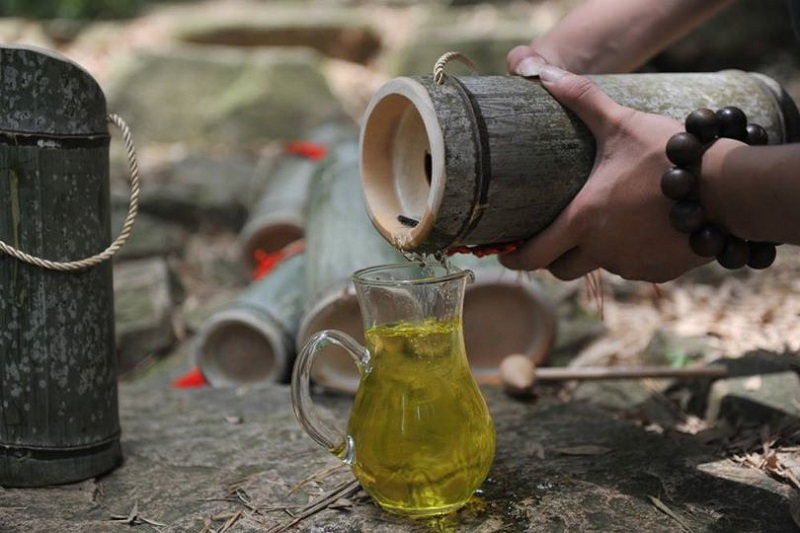 Unik, China Produksi Minuman Bir Menggunakan Batang Bambu : Okezone  Lifestyle