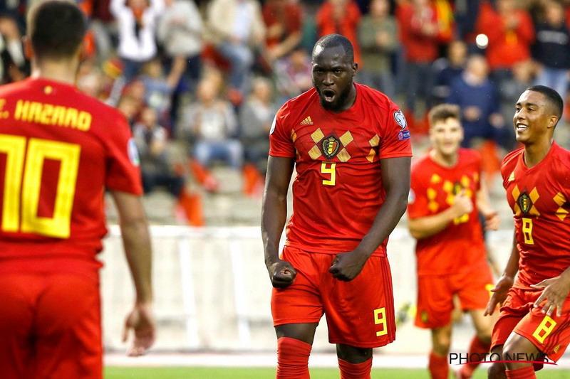 Hasil Pertandingan Belgium vs Russia 2 Gol Untuk Romeo Lukaku