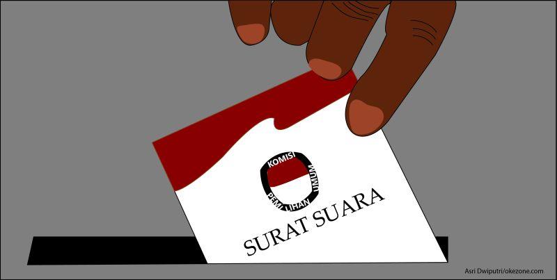 Survei SMRC: 69 Persen Publik Anggap Pemilu 2019