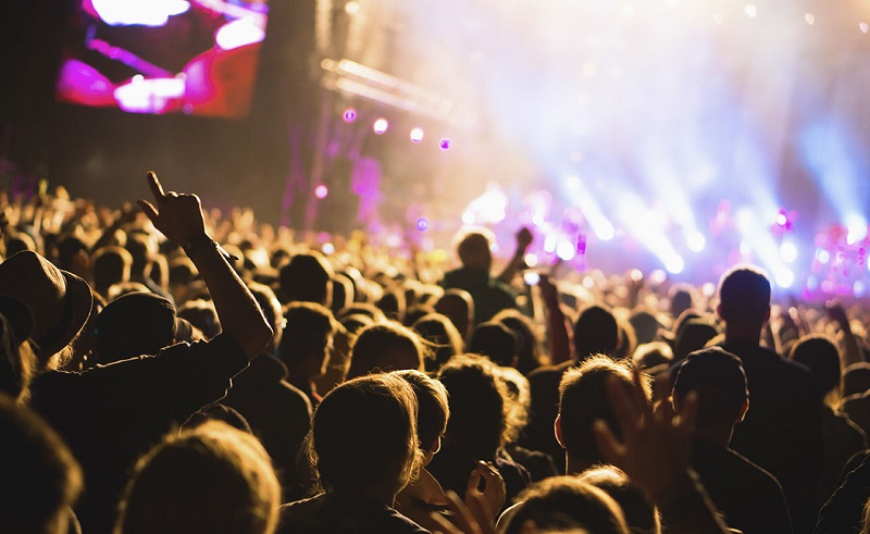Hasil gambar untuk konser musik