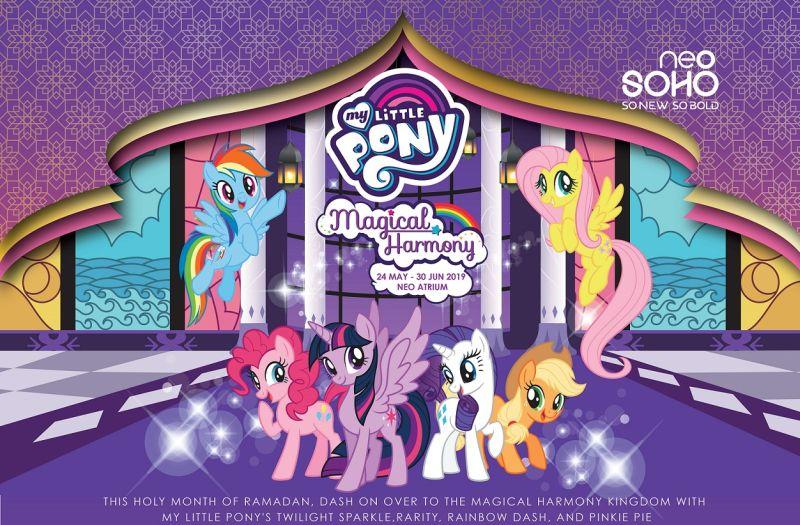 Yuk Ajak Si Kecil Bermain Di My Little Pony Magical Harmony Okezone Travel
