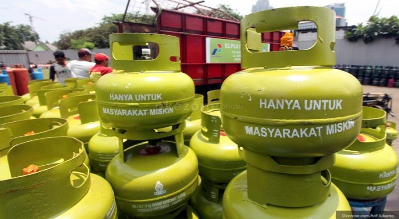 Mulai 2020 Distribusi Gas Elpiji 3 Kg Dilakukan Tertutup Okezone Economy