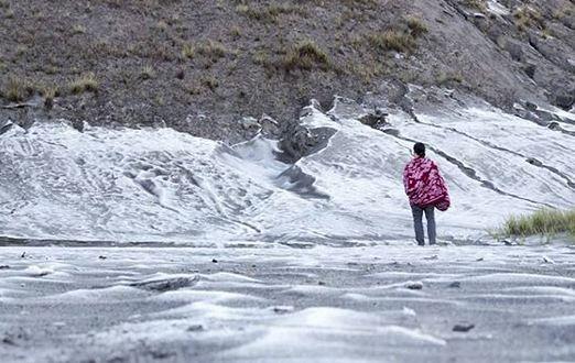Menengok Keindahan Kawasan Gunung Bromo Yang Diselimuti
