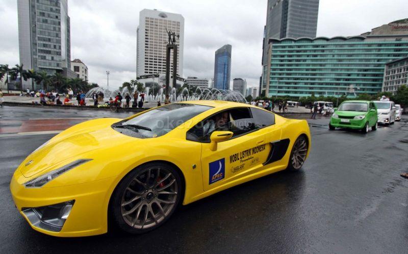 Pengembangan Mobil Listrik Terganjal Aturan Okezone Economy
