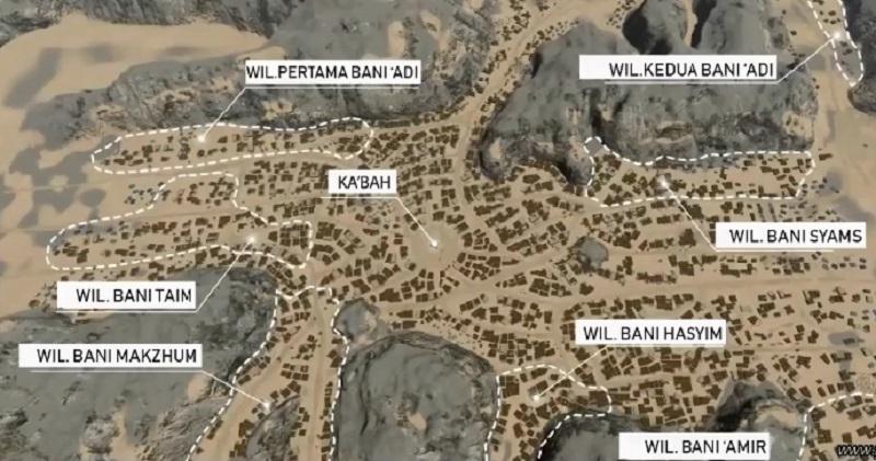https: img.okezone.com content 2019 07 09 614 2076711 begini-penampakan-peta-makkah-3d-era-nabi-muhammad-7BMRFbep2u.jpg