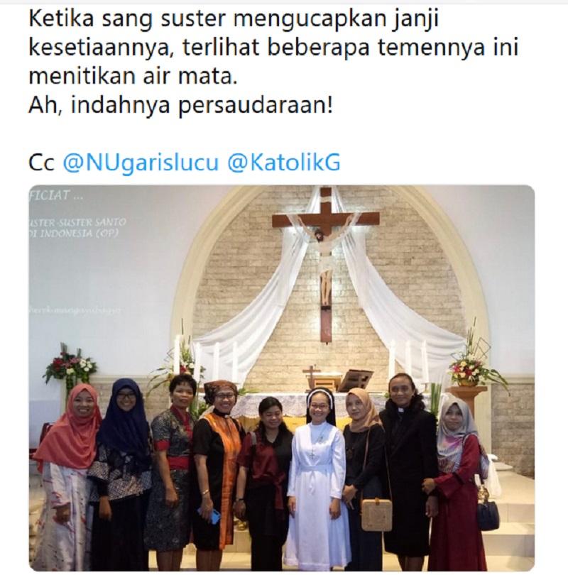 https: img.okezone.com content 2019 07 10 614 2077177 sahabat-muslim-datang-ke-pengukuhan-suster-ini-buktikan-semua-agama-bisa-berdampingan-fVeR5lmGbX.jpg