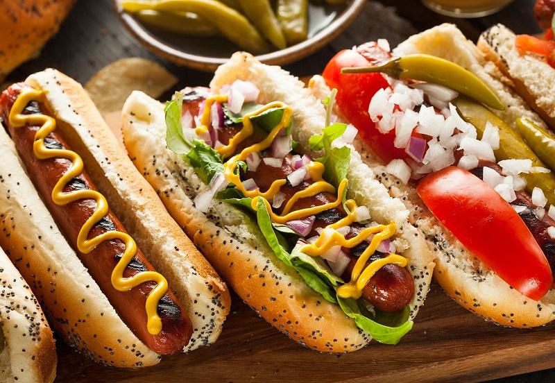 Asal-usul Hot Dog: Persaingan 2 Toko dalam Sejarah Makanan Amerika :  Okezone Economy