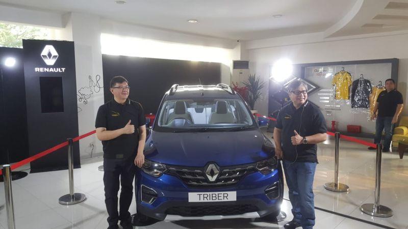Otomotif Mail: Renault Triber Pesaing Datsun Resmi Meluncur Di Indonesia