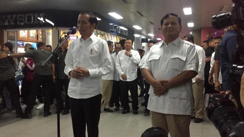 Teka-teki Kehadiran Budi Gunawan di Pertemuan Jokowi-Prabowo : Okezone News