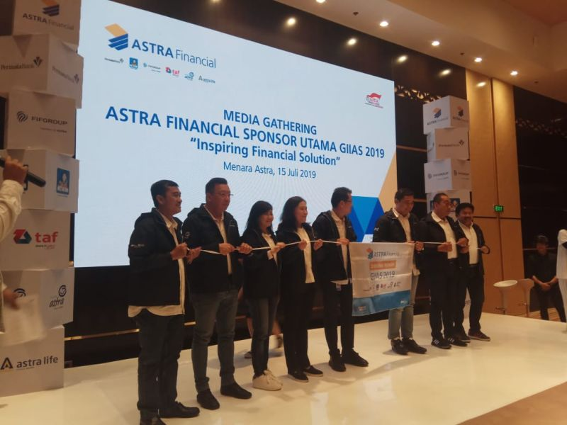 Otomotif Mail: Kondisi Pasar Otomotif Stagnan, Astra Pasang Target