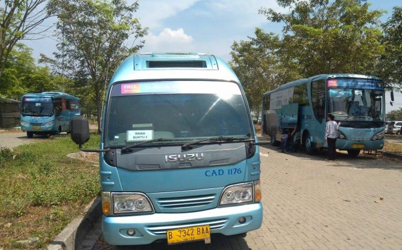 Otomotif Mail: GIIAS 2019 Sediakan Shuttle Bus Gratis Bagi Pengunjung