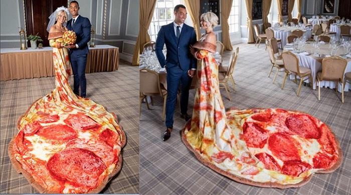 https: img.okezone.com content 2019 07 22 194 2082075 uniknya-gaun-pengantin-pizza-bikin-pesta-pernikahan-jadi-anti-mainstream-BM8EIuCuiF.jpg