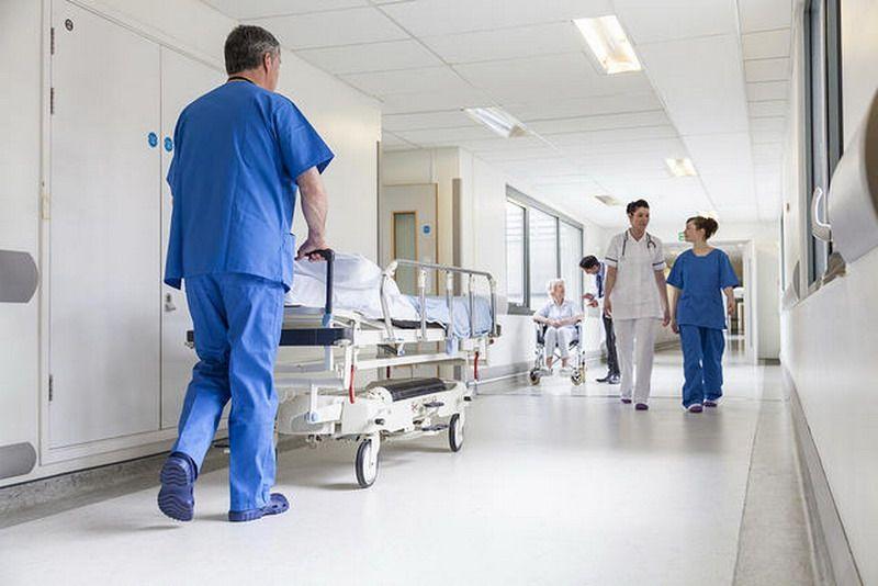 Bila kondisi pasien sudah membaik, maka ia diperbolehkan pulang,