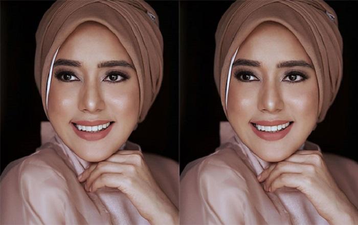 https: img.okezone.com content 2019 07 26 611 2084145 cantiknya-fairuz-a-rafiq-dengan-riasan-makeup-velvet-smookey-g3TL87lvDP.jpg