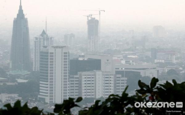 peneliti pun menemukan bahwa polusi udara ozon yang meningkat dengan perubahan iklim
