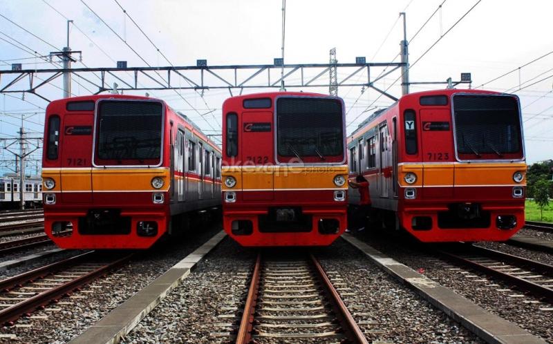 Commuter Line Masih Dalam Proses Penormalan Kembali Pasca Pemadaman