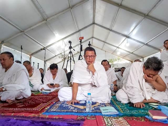 Khutbah Wukuf Haji 2019 Perbanyak Istigfar Di Arafah Mohon