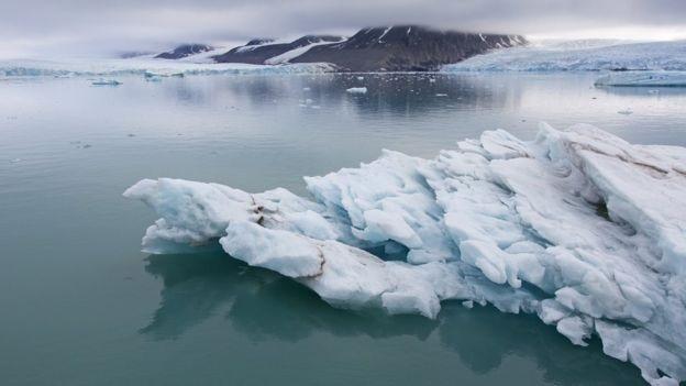 Ilmuwan Temukan Partikel Plastik di Kutub Utara