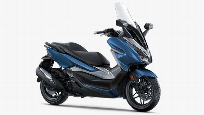 Simak Harga Honda Forza Bermesin 300 Cc Okezone Otomotif