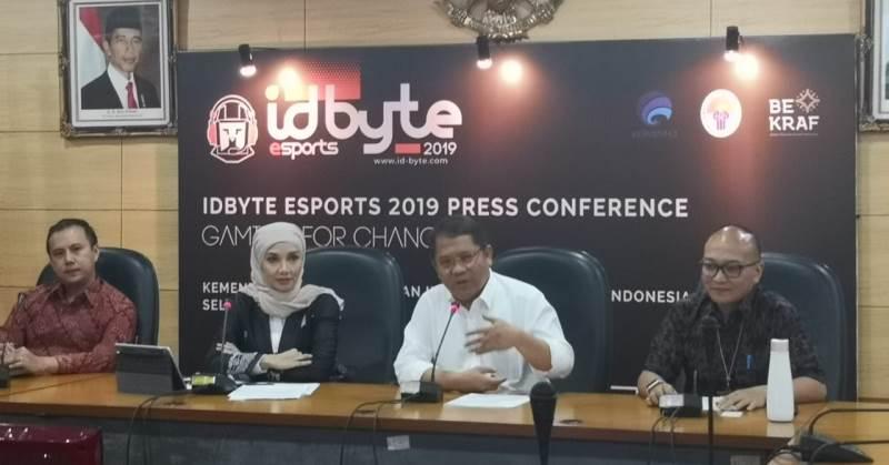 https: img.okezone.com content 2019 08 27 326 2097278 idbyte-2019-hadirkan-konferensi-esport-dan-turnamen-pubg-mobile-I9c7XcHSRT.jpg