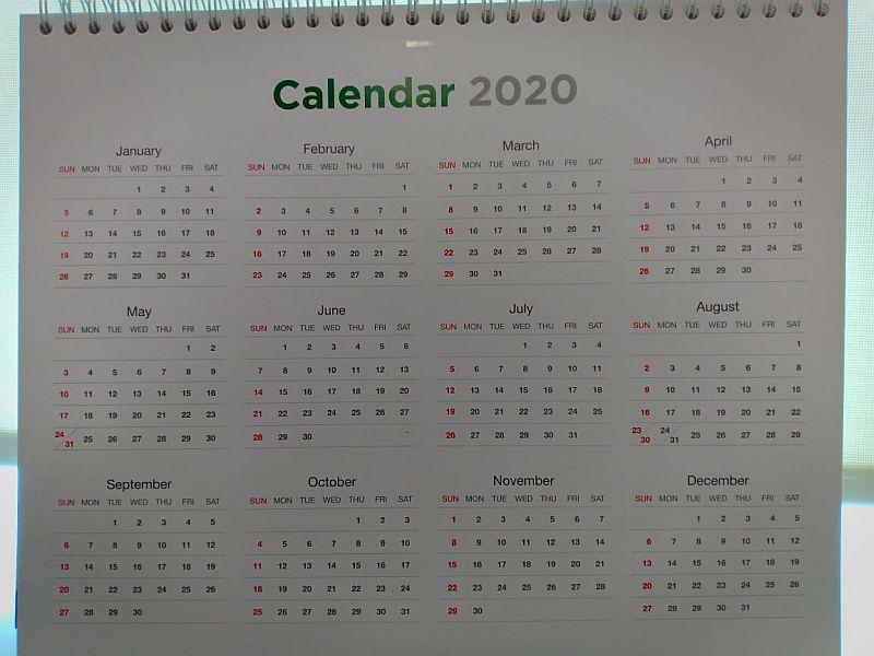 Jadwal Libur Nasional Dan Cuti Bersama Di 2020 Pns Dapat