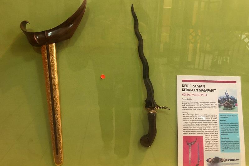 5 Keris Istimewa Di Museum Pusaka Tmii Ada Yang Dari Abad Ke 8 Okezone Lifestyle