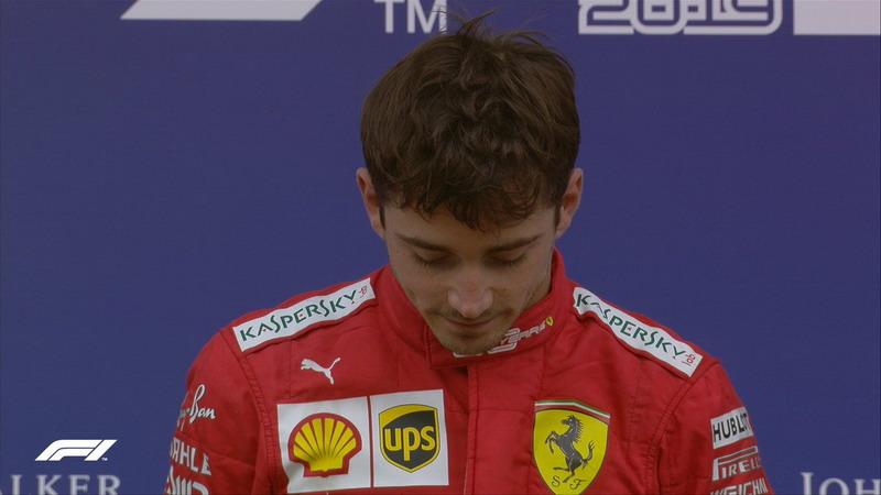Leclerc Terpukul atas Tewasnya Anthoine Hubert di GP Belgia 2019