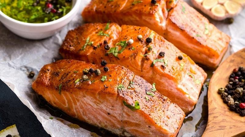 Jangan Sampai Salah, Ini 6 Tips Masak Ikan Salmon : Okezone Lifestyle