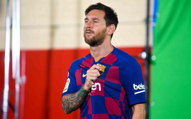 Rivaldo Messi