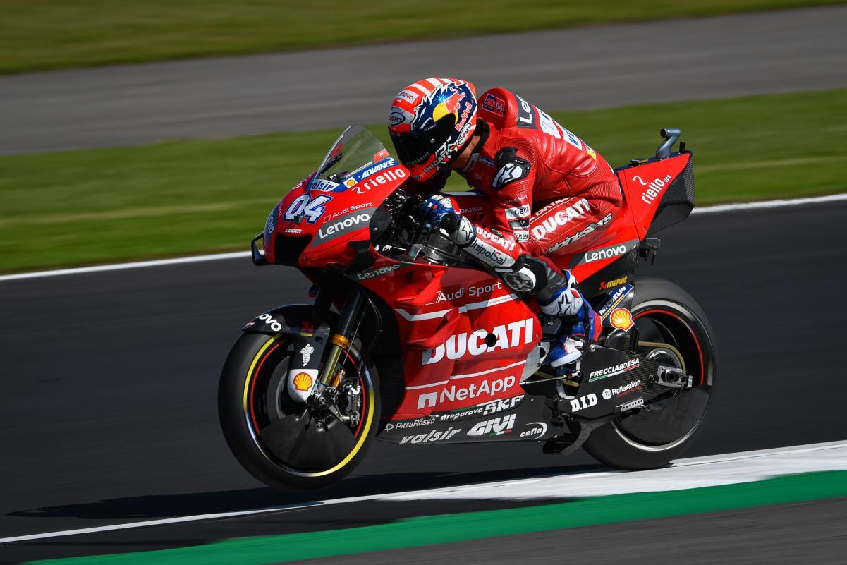 Jelang MotoGP San Marino 2019, Dovizioso Konfirmasi Kondisinya 100% Bugar