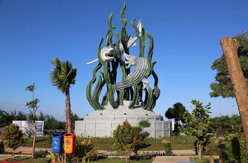 Gambar Monumen Sumpah Pemuda 5 Patung Dan Monumen Ikonik Di Surabaya Keren Untuk Foto Foto Okezone Travel