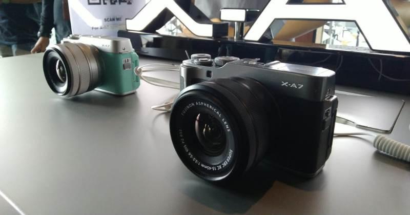 https: img.okezone.com content 2019 09 24 57 2108641 resmi-meluncur-kamera-mirrorless-fujifilm-x-a7-cocok-untuk-pemula-qLc9AruLAL.jpg