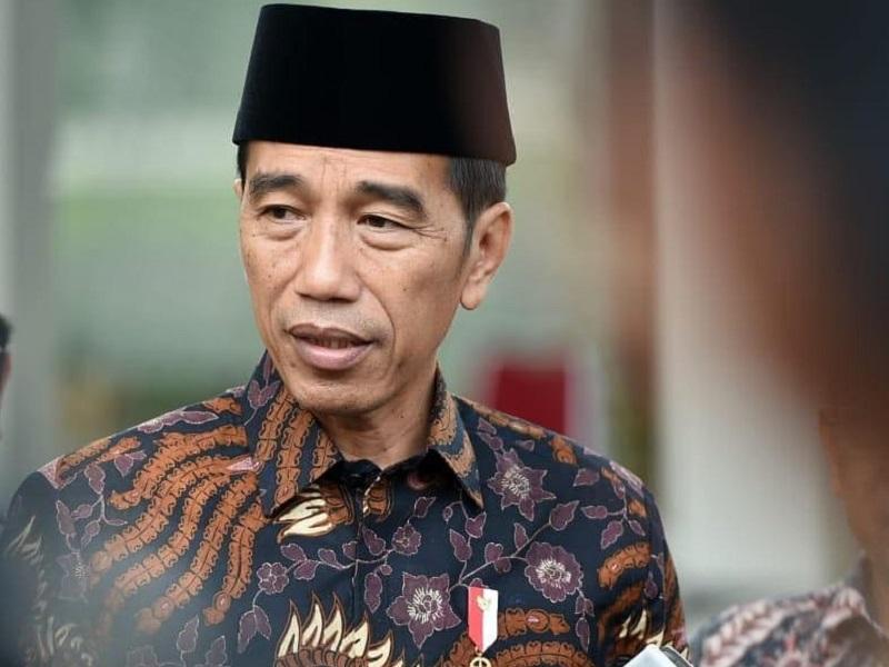 Sambut Hari Batik Nasional Jokowi Ajak Masyarakat Pakai