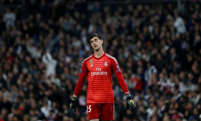 Zidane Ungkap Alasannya Gantikan Courtois di Laga Kontra Brugge - Okezone