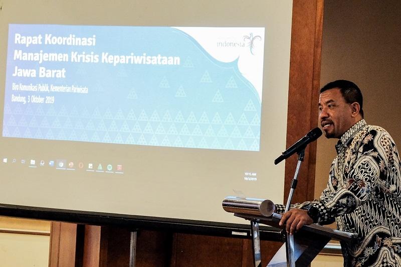 Jawa Barat Mulai Terapkan Manajemen Krisis Kepariwisataan : Okezone News
