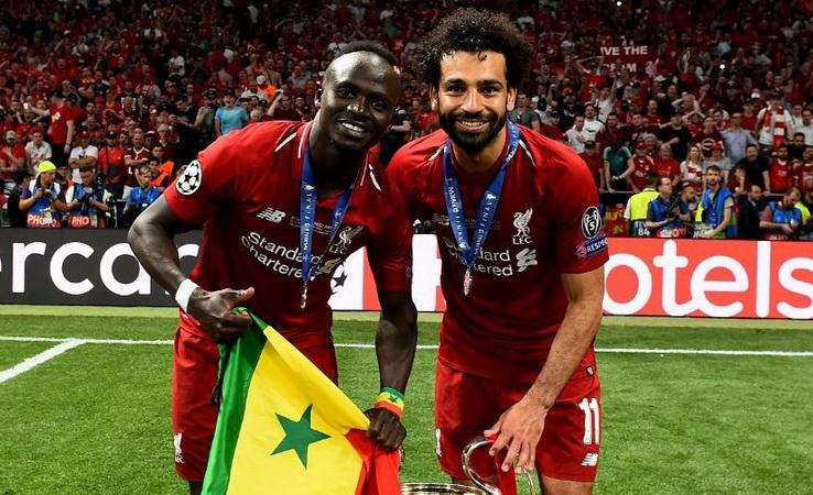 Nama Mohamed Salah yang Mulai Dipendam Pesona Sadio Mane : Okezone Bola