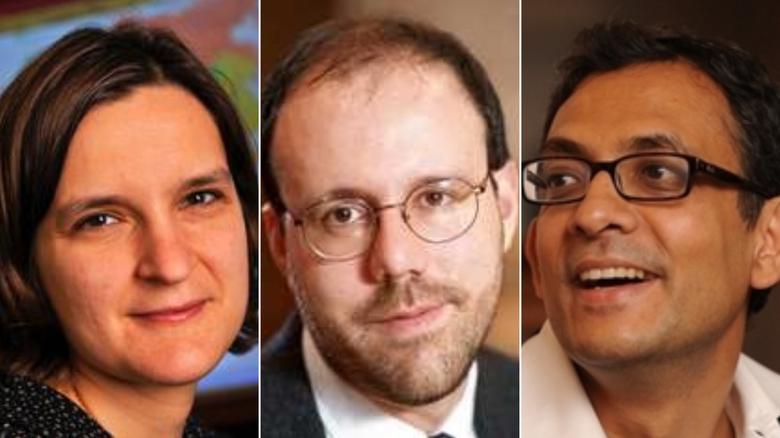 https: img.okezone.com content 2019 10 15 20 2117126 trio-ekonom-raih-nobel-ekonomi-berkat-upayanya-berantas-kemiskinan-P2evRWY8zN.jpg