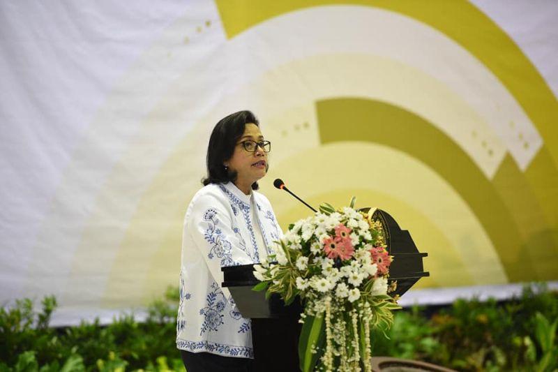 Lanjut Jadi Menkeu, Utang Jadi PR Sri Mulyani : Okezone Economy