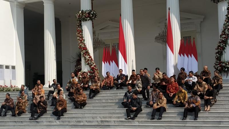 https: img.okezone.com content 2019 10 23 612 2120557 5-hal-unik-dari-pengumuman-menteri-kabinet-indonesia-maju-jokowi-GValiRGmIz.jpg