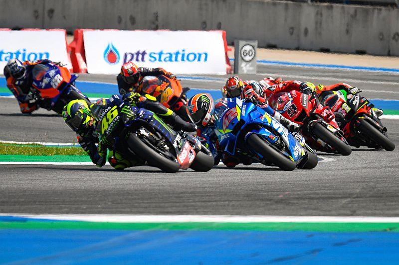 Jika Tanpa Kualifikasi, Begini Starting Grid MotoGP Australia 2019