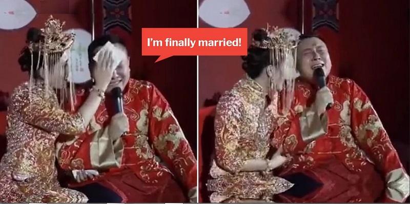 https: img.okezone.com content 2019 11 01 196 2124589 tak-berhenti-menangis-pria-ini-akhirnya-menikah-setelah-jadi-pendamping-pengantin-7-kali-Q0hTLhl6Pl.jpg